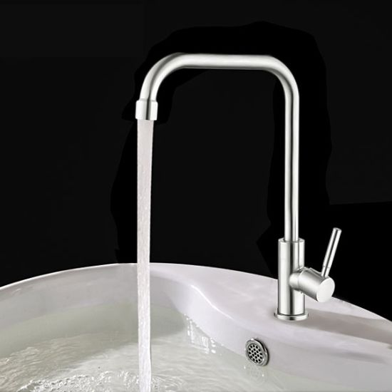 China Latest Kitchen Sink Faucet China Kitchen Faucet Stainless
