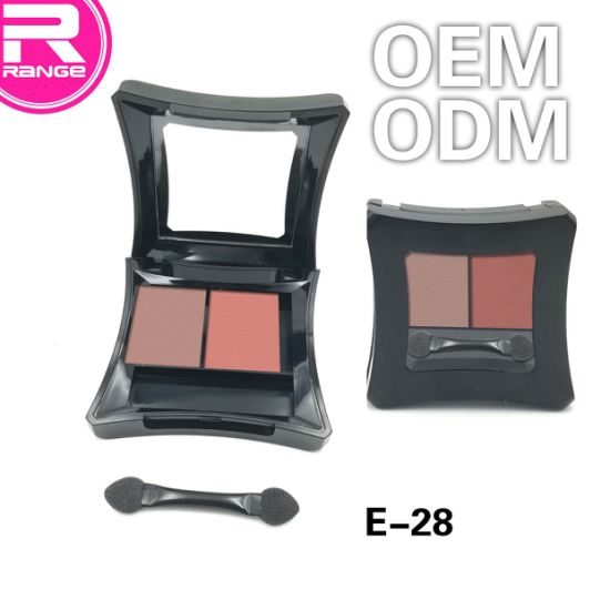 Best Sale Romantic 2 Color Eyeshadow pictures & photos