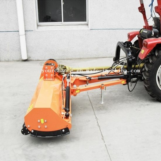 Tip Quality Bcr200 2m Width Heavy Duty Hydraulic Sideshift Flail Mower for  60-100HP Tractor