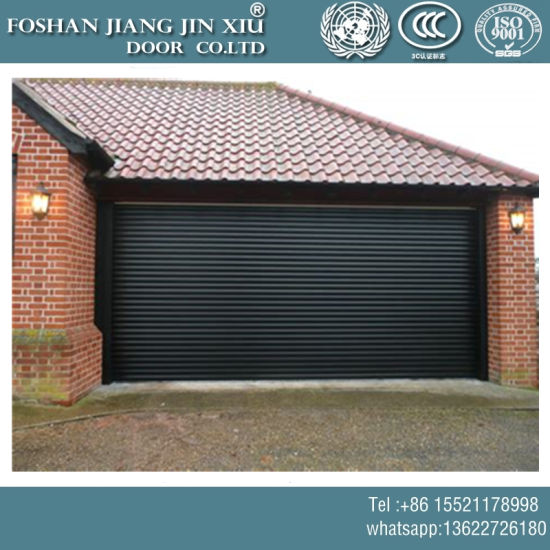 Steel Roller Shutter Aluminum Rolling Door for Garage pictures & photos