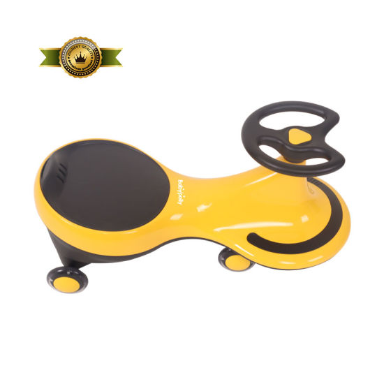 New Design High Quality Factory Price New Model Children Swing Car/ Kids Wiggle Car/ Baby Twist Car for Baby Gift Slide Car