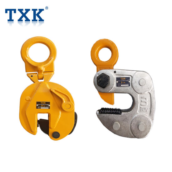 5 Ton Horizontal Lifting Clamp with Ce Certificate
