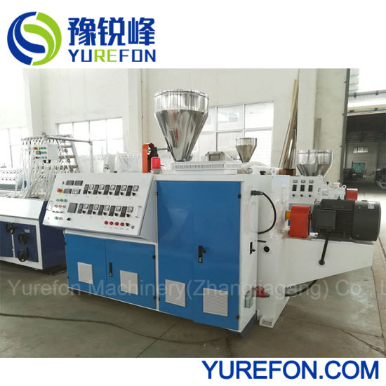 PVC Furniture Edge Band Sheet Printing Production Line Making Machinery pictures & photos