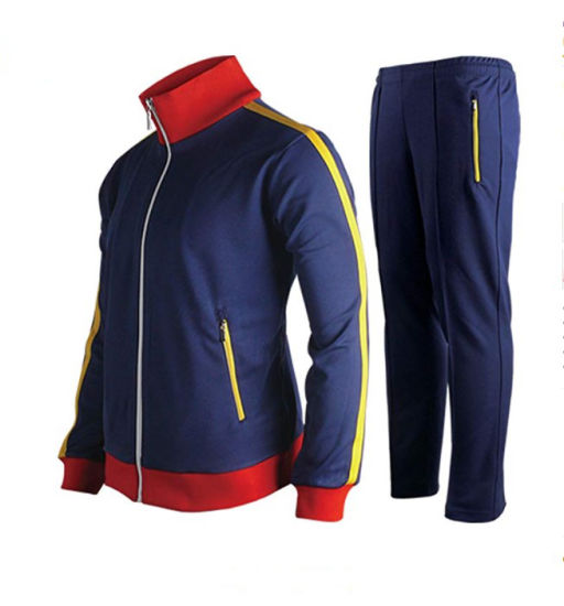 Quick Dry Tracksuit for Man Made in China
