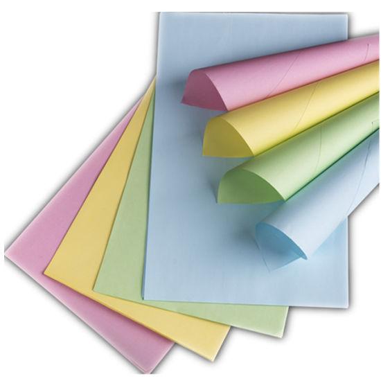 Focus Brand 100% Soft Wood Pulp NCR Paper, Carbonless Paper, Self Copy Paper, CB, CFB, CF