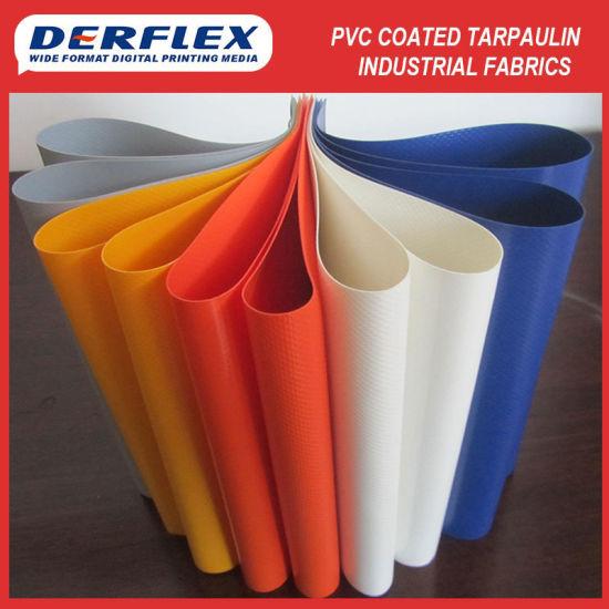 PVC Tarpaulin for Truck Cover 1300X1300d, 15X15, 600g