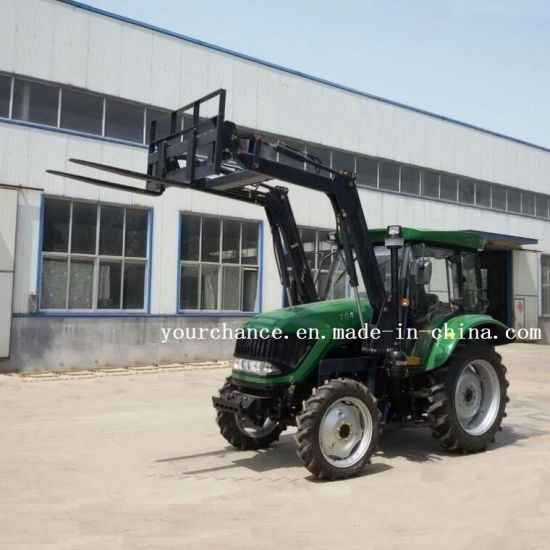 PF06 Length 1m Rated Load 600kgs Pallet Fork for 30-85HP Tractor Front End  Loader