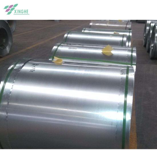 Dx51d Z200 Building Galvanized Steel Sheets in Coil, Hot-DIP G60 Galvanized Steel Galvanizing Coils