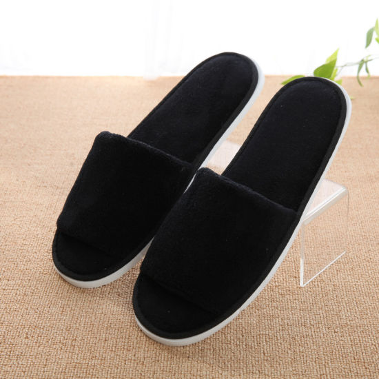 f69af939d China Hotel Black Slippers - China Hotel Slipper, Slipper