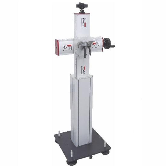 High Precision Laser Marking Parts 120mm Flying Lift Column