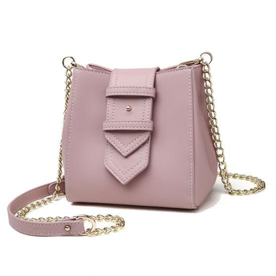 China Women′s Bag Bucket Bag Retro Wild Fashion Tide Shoulder Bag ... 8a5b4a600f716