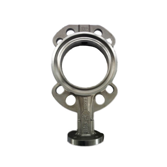 China Customized Butterfly Valve Casting Iron Casting Aluminum Casting Steel Valve Body with High Quality for Water Control