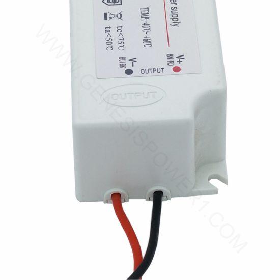 China 60W 12V 24V Classic LED Waterproof DC Power Driver