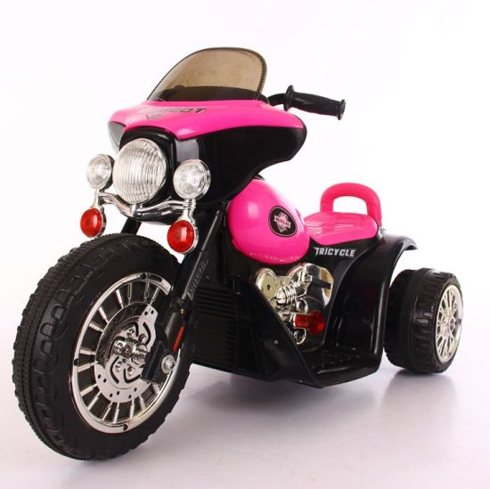 New Electric Kids Motorcycle Bike, Electric Motors for Children
