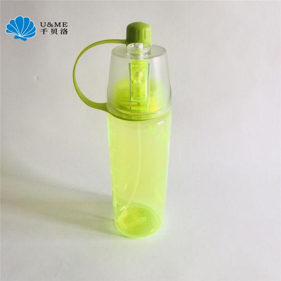 Spray Water Bottle Outdoor Water Bottle