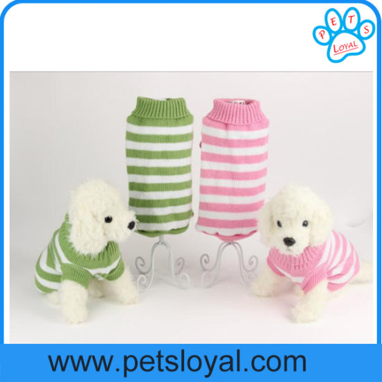Hot Sale Cheap Fashion Pet Dog Sweater Dog Clothing pictures & photos