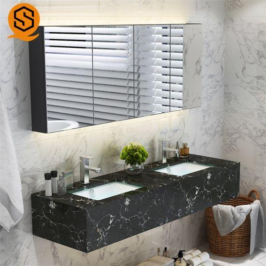 Bathroom Furniture Bathroom Vanity Top with Basin