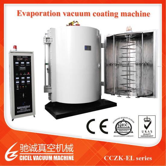 China Automotive Car Lights Headlamp Aluminum Pvd Evaporation Vacuum
