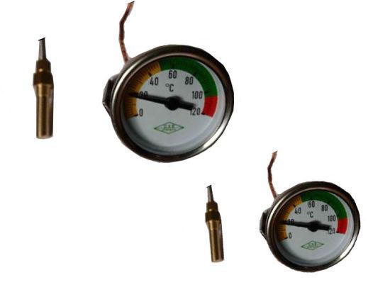 China Screw AC Spare Parts Sensor Gauge Air Compressor