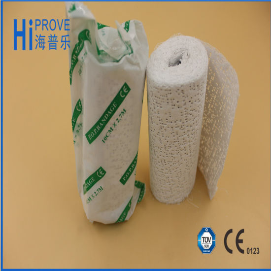 Medical Dressing Pop Bandage/Plaster of Paris Bandage pictures & photos