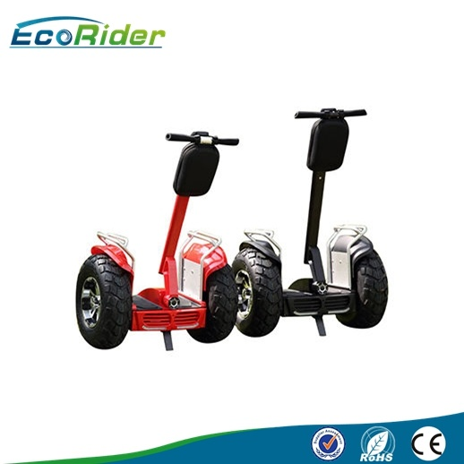 China Ecorider E8-2 Double Battery Electric Chariot Self