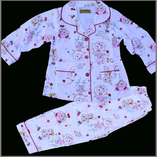 Cotton Children's Nightwear Children Sleepwear