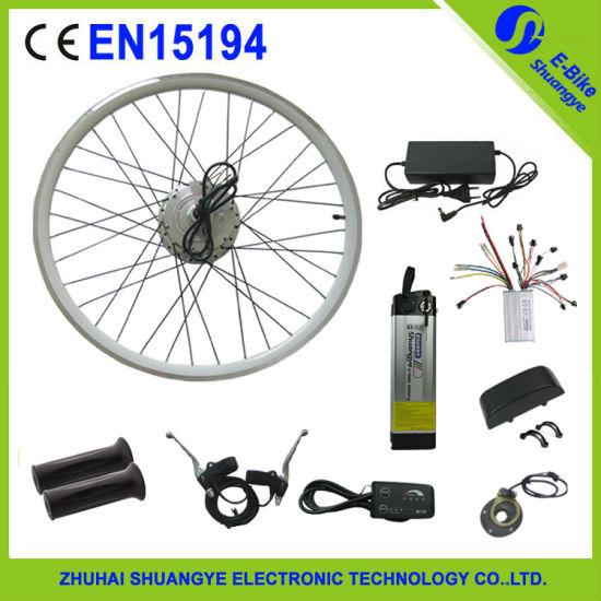 Hot Sale Electric Bicycle Kit with Rear Brushless 250W Motor