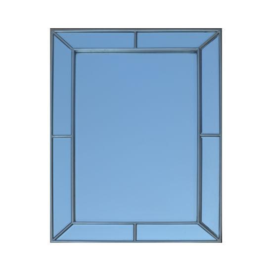 Glass Strip Customized Contemporary Modern Mirror