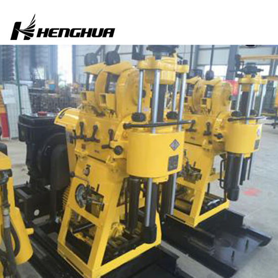 Portable Water Drilling Rig Machine Hand Water Well Drilling Equipment