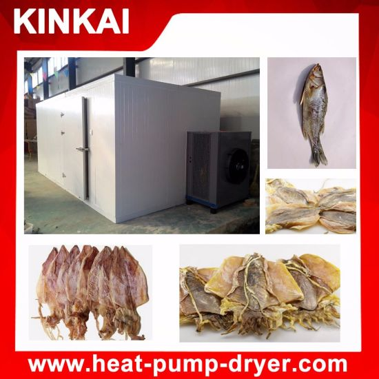 Commercial Fish Drying Machine/Fish Dryer Equipment/Fish Dryer and Smoker