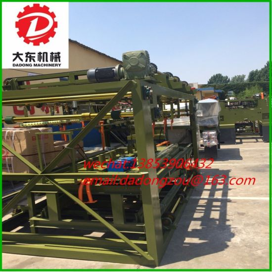 High Quality Felt-Board Machine for Plywood/Veneer Jointing Machine pictures & photos