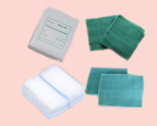 Absorbent Gauze Swabs Non Sterile pictures & photos