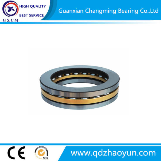 High Performance High Speed Thrust Ball Bearing pictures & photos