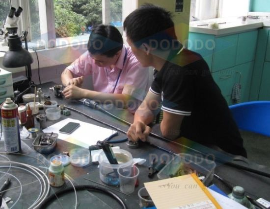 Endoscope Video Processor System Repair Training School for Hospital Technician pictures & photos