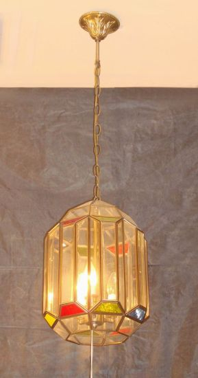 Brass Pendant Lamp with Glass Decorative 18989 Pendant Lighting pictures & photos