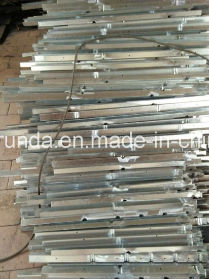 Galvanized Metal Support Use as Machine Parts pictures & photos
