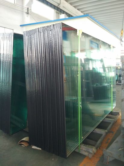 2016 New Double Insulated Glass 8-12-8