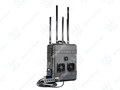 High Power Portable Dds Multi-Band Cell Phone Blocker System