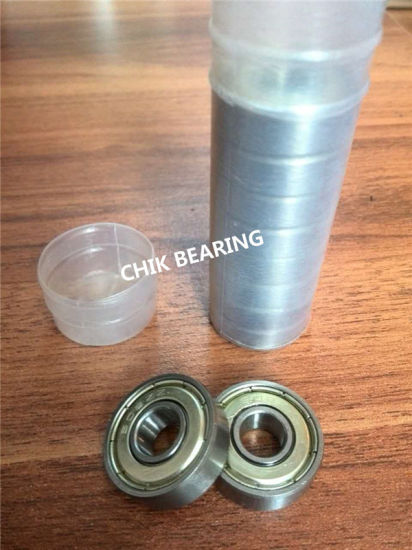 China Factory Price Deep Groove Ball Bearings 6200 Series 6201 6202 for Ceiling Fan pictures & photos