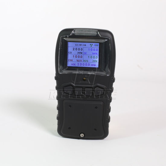 New Ce Approved Portable Indoor Gas Detecting 4 in 1 Gas Detector pictures & photos