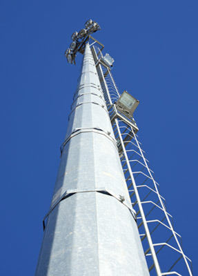 Cellphone Pole, Mobile Phone Tower Pole, Cell Tower Pole pictures & photos