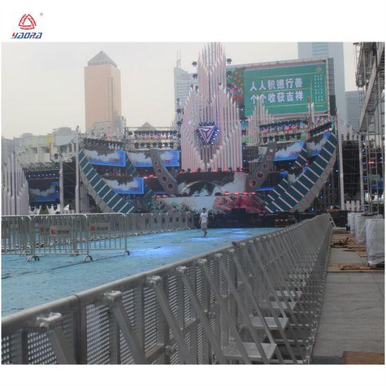 China Washinton Police Barricade Las Vegas - China Crowd