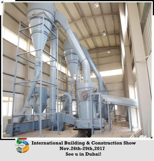 High Quality Plaster Powder Production Plant pictures & photos