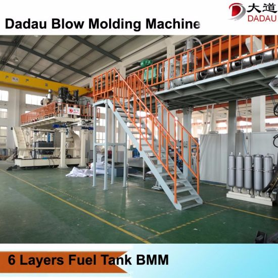 Automatic Plastic Machine for Blowing The Fuel Tanks