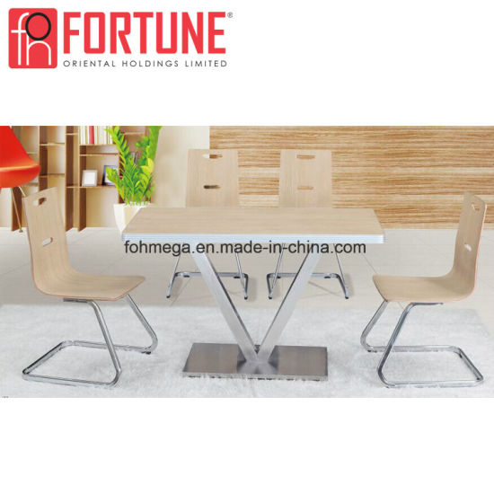 China Modern Wood Special Legs Chairs for Restaurant/Coffee