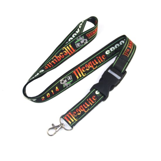 China Supplier Cheap Custom Neck Lanyards No Minimum Order