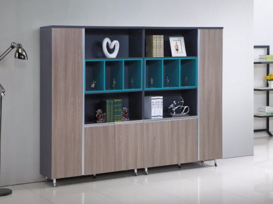 6 Doors Office Furniture Combination Lobby Area Cupboard Sideboard Filing  Cabinet