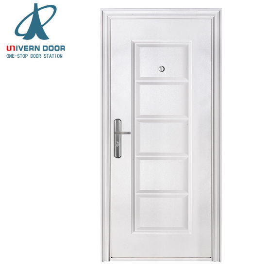 Used Exterior Steel Doors Closing Secure Steel Doors Made In China