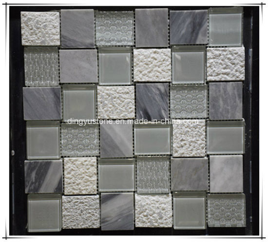 Supply Marble Mosaic Tile Mirror