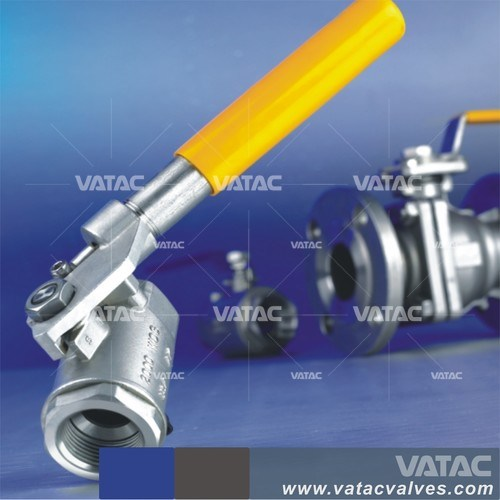 Vatac Thread NPT/BSPT Floating Brass Ball Valve pictures & photos